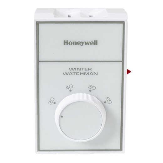 Low Temperature & Water  Alarms