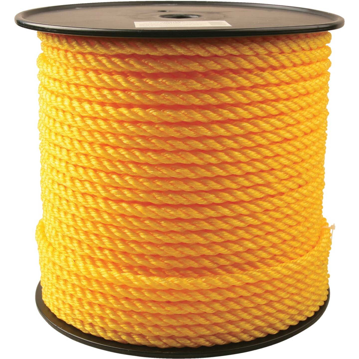 Do it 3/8 In. x 350 Ft. Yellow Twisted Polypropylene Rope Image 1