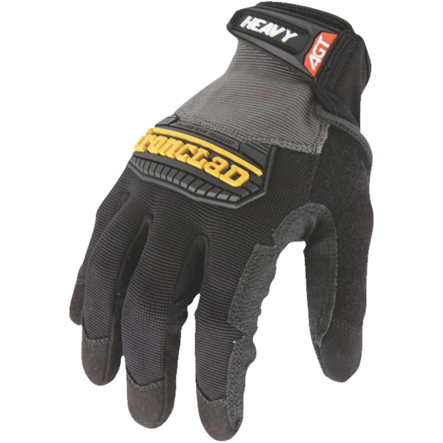 Ironclad Heavy Utility Men's Medium Synthetic Leather High Performance Glove Image 2